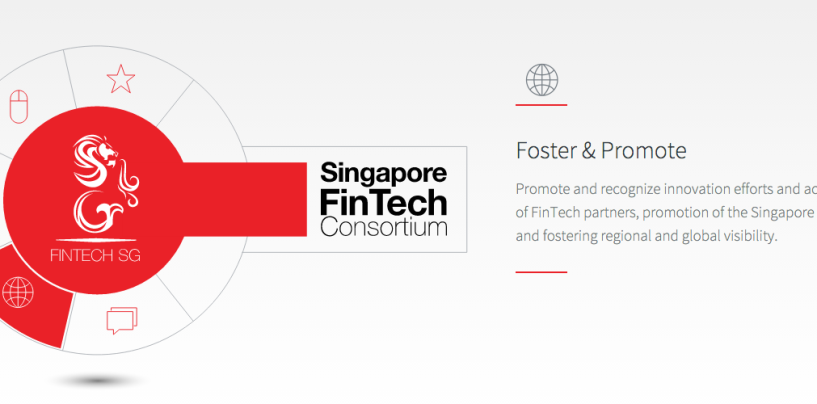 The Singapore Fintech Consortium Promises to Help Turn Singapore Into a Global Fintech Hub