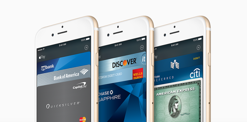 Apple Pay Teams Up With Amex To Launch In Singapore
