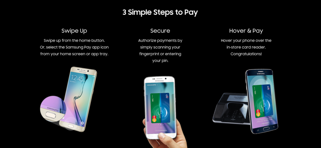 samsung pay how to pay