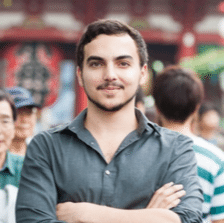 James Riney Head 500 Startups Japan