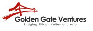 Golden Gate Ventures VC firm Asia Fintech Investment