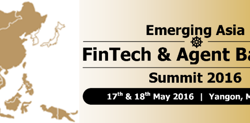 This May: The Very First FinTech Conference in Myanmar