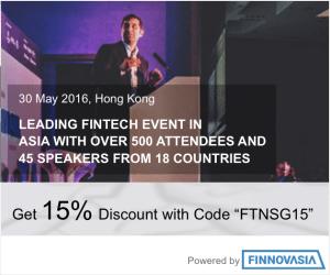 Fintech event in HongKong 2016