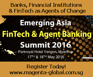 first fintech conference in myanmar