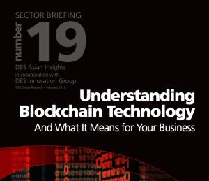 understanding blockchain technology dbs bank report