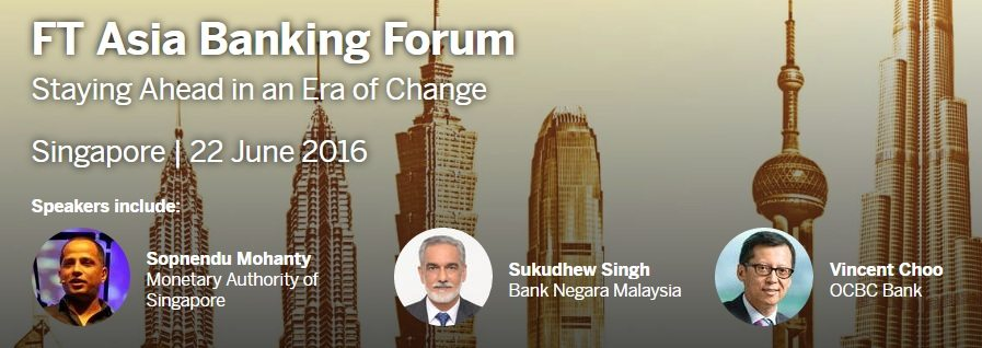 FT Asia Banking Forum