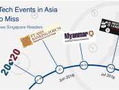 5 Upcoming Fintech Events in Singapore and Southeast Asia You Don't Want To Miss (Special Offer for FintechNews Singapore Readers)