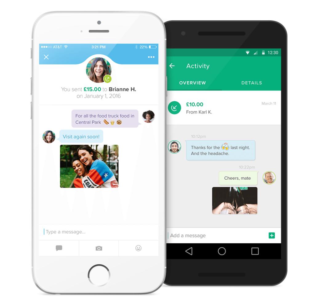 circle social payments app