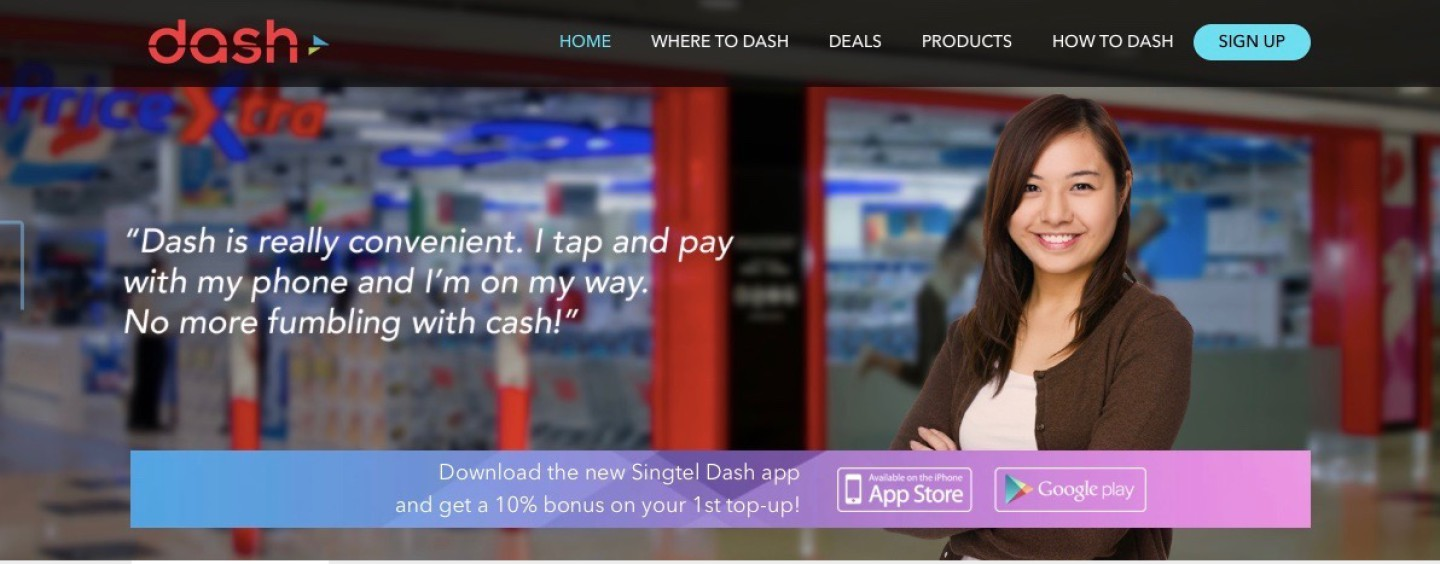 Singtel Launches Singapore's First All-in-One Mobile Payments Solution