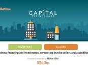 Capital Springboard Peer-to-Peer Invoice Financing Platform Launched in Singapore