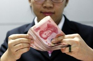 asia cash intensive economies china p2p lending