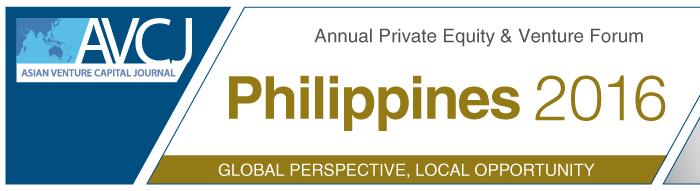 AVCJ Private Equity & Venture Forum Philippines 2016