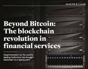 Blockchain report White and Case 2016