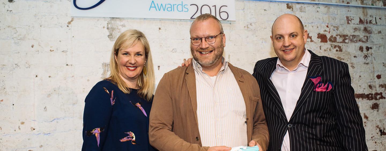 DBS CIO Neal Cross Won Most Disruptive CIO Award for APAC 2016