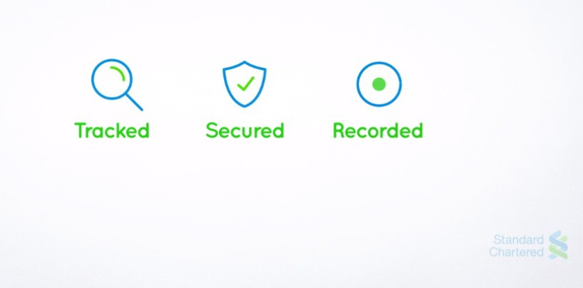 The Blockchain Explanation Video by Standard Chartered Bank