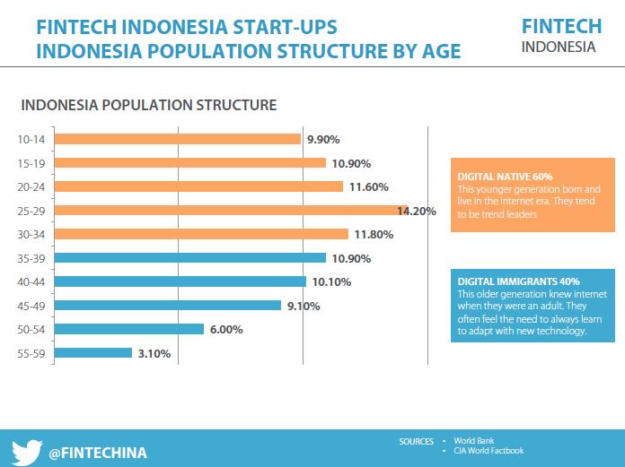 Digital Natives in Indonesia Fintech report