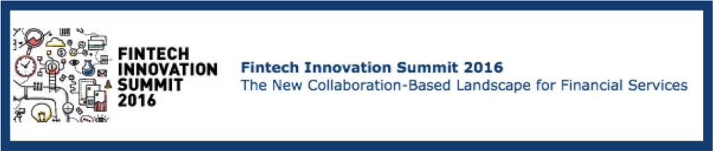Fintech Innovation Summit