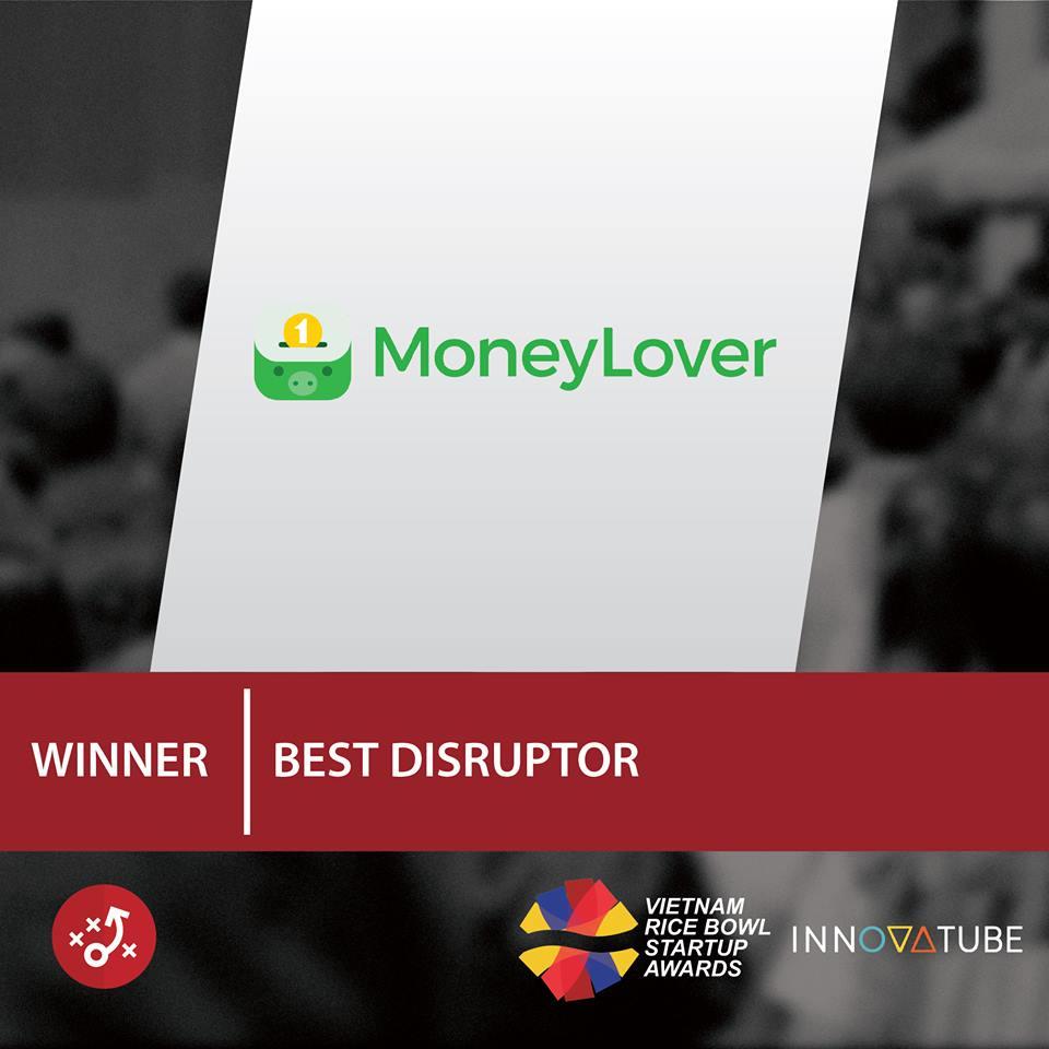 Best Disruptor: Money Lover