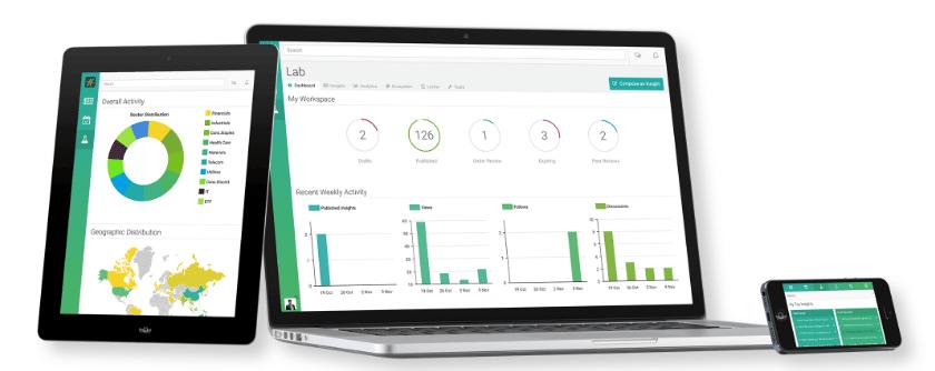 Smartkarma, A Collaborative Marketplace For Financial Research and Data