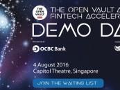 "3 Startups Fincast, BondIT and CogniCor For Pilot Tests At ""The Open Vault"""