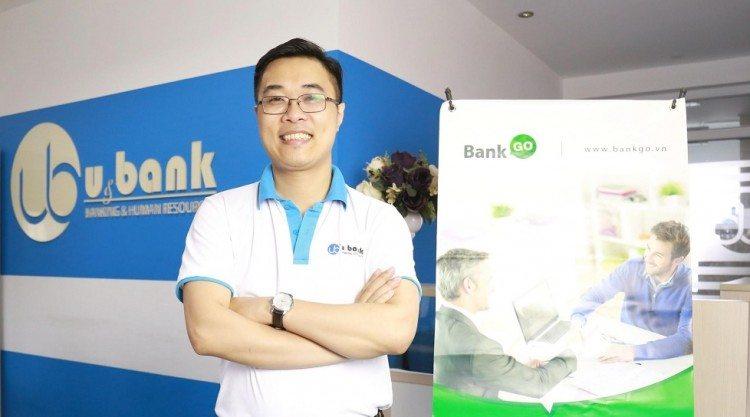 Vu Viet Hung, Founder & CEO, BankGo