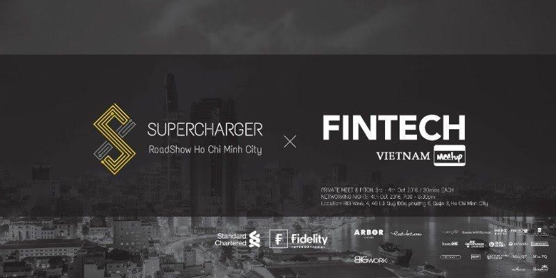Fintech Networking Night - SuperCharger RoadShow HCMC