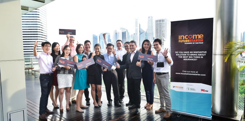 9 Finalists of Income Future Starter