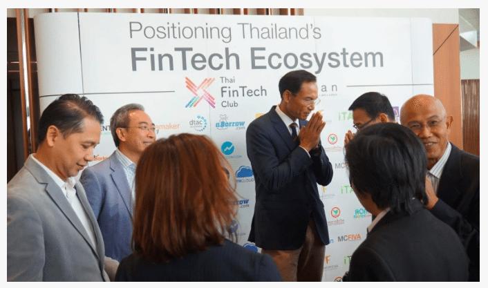 """Positioning Thailand's Fintech Ecosystem"""