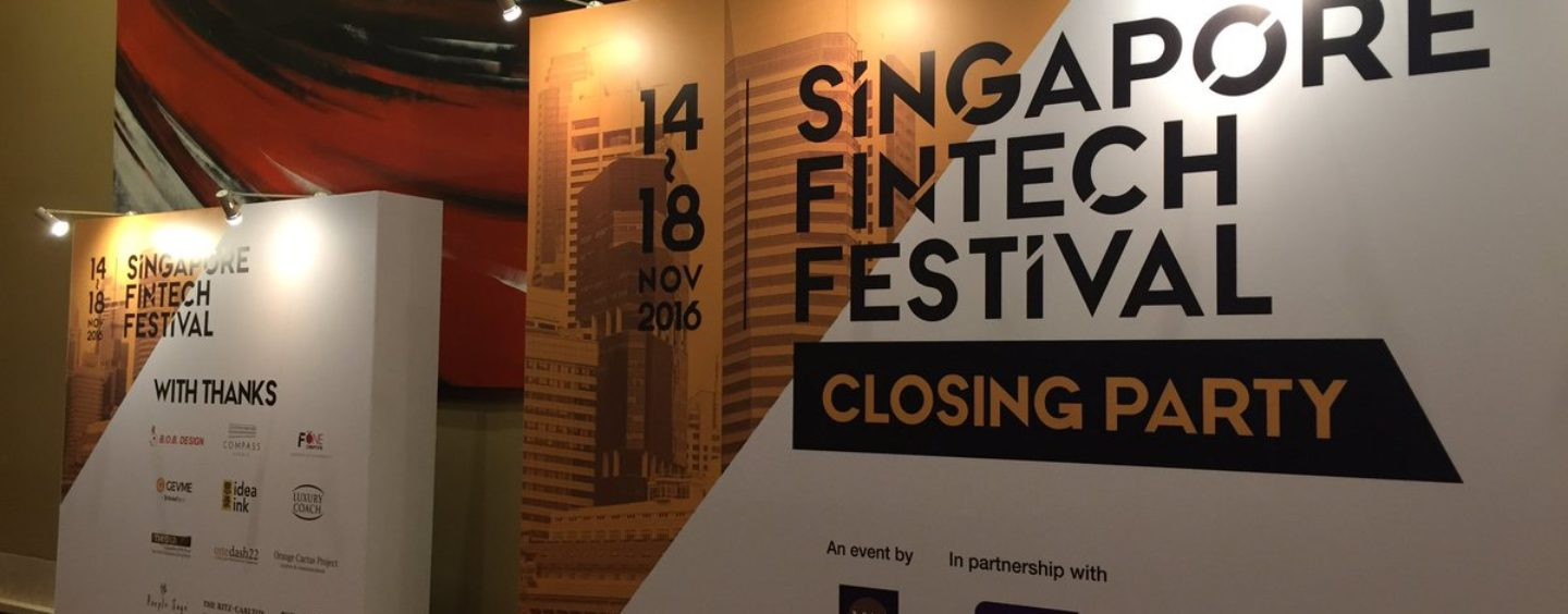 Singapore Fintech Festival Round Up: Key Announcements And Partnerships; All you have to Know