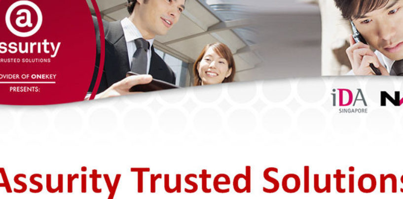 Assurity Partners V-Key For New Mobile Software Authentication Solution