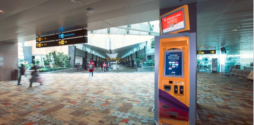 TravelersBox Arrives at Singapore Airport