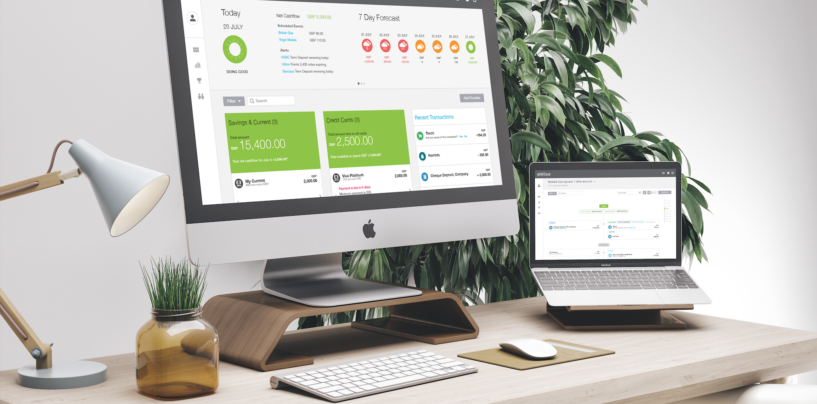 eWise, the Client Account Aggregator