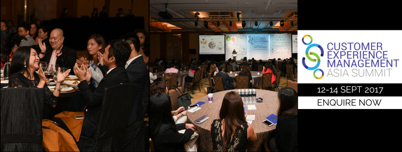 5th Annual Customer Experience Management Asia Summit