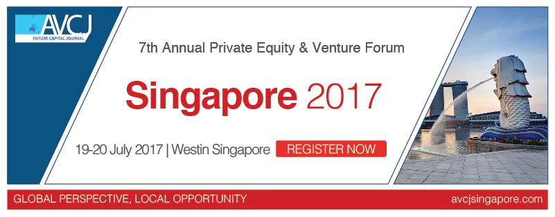 AVCJ Private Equity & Venture Forum - Singapore 2017