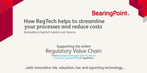 BearingPoint info regtech