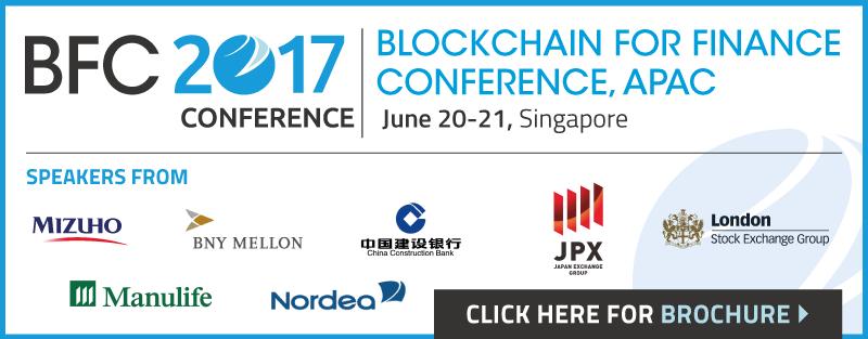 Blockchain for Finance 2017
