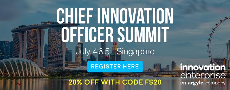 Chief Innovation Officer Summit SIngapore