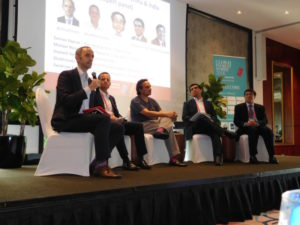 Panel Global Payment Summit 2016
