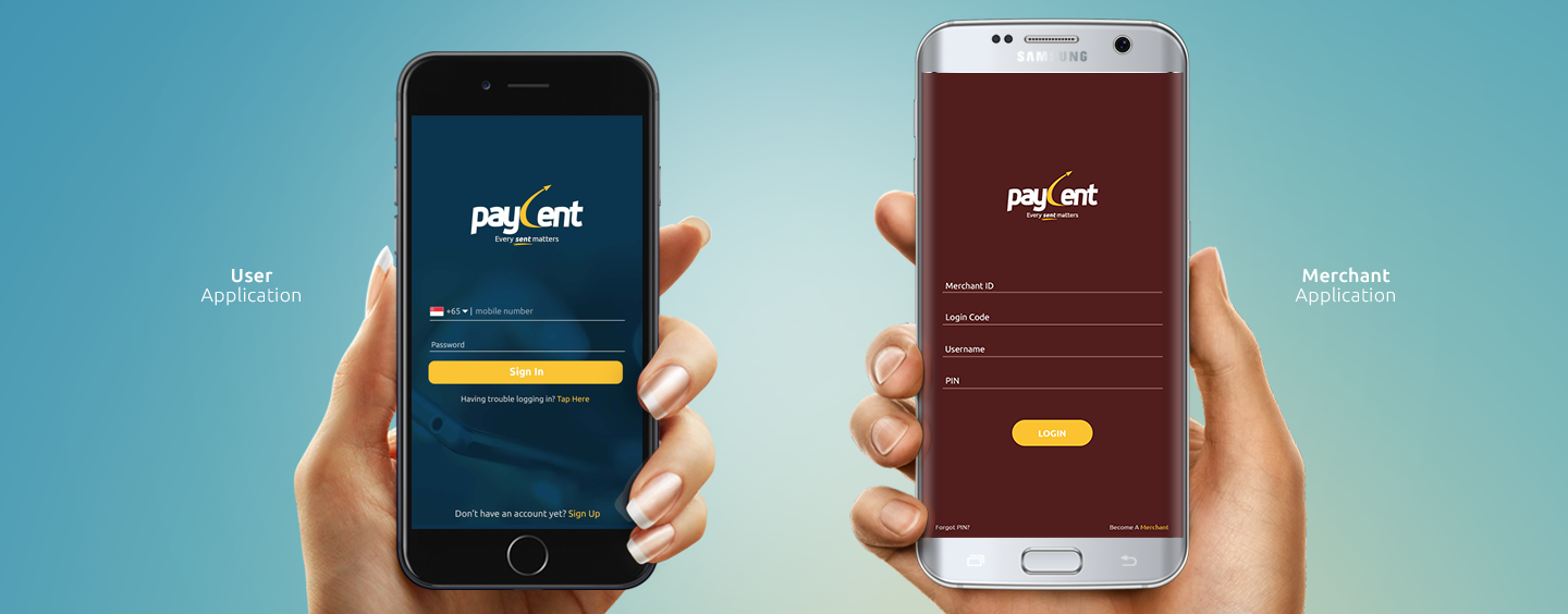 Paycent: Mobile and Cashless Transactions to Improve Financial Inclusion