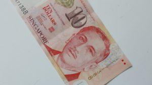 blockchain in singapore cash