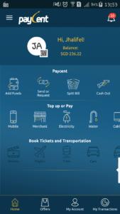 paycent app