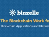 Singapore-Based Blockchain Solutions Provider Bluzelle Closes US$1.5 Million Series a Round