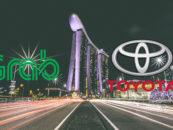 Grab and Toyota Launch Data Collaboration Initiative  for Connected Car Services