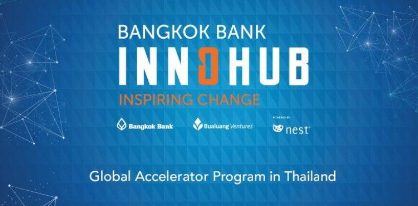 Bangkok Bank InnoHub Program: Fintech Thailand 4.0