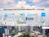 Supercharger Fintech Accelerator Malaysia Unveils 10 Finalists
