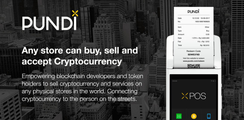 Pundi X Launches First Retail Point Of Sale Solution For Cryptocurrency In Indonesia