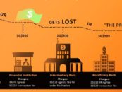Remittance Infographic: TheDemystifying the Cross Border Ecosystem