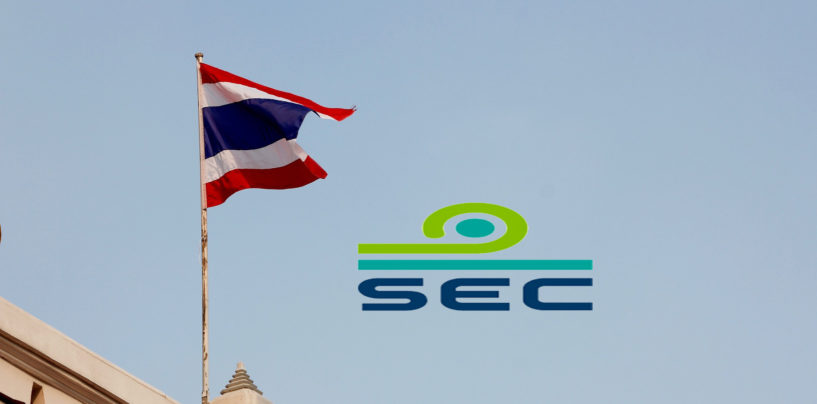 SEC Thailand's Viewpoint on ICO