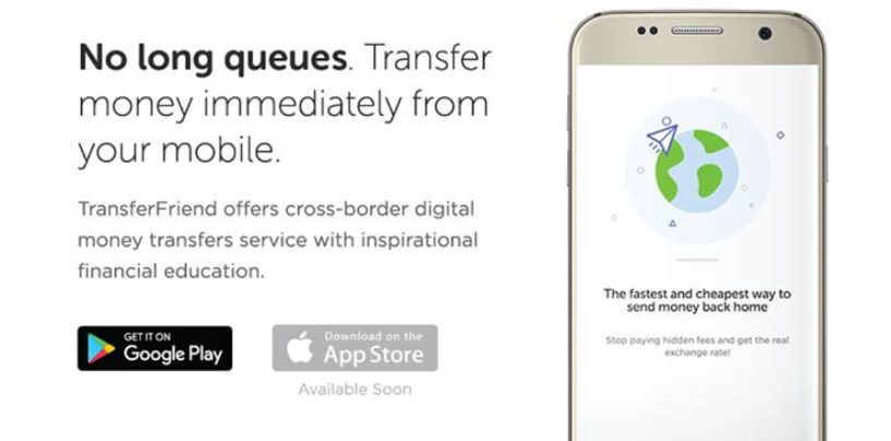 TransferFriend Aims to Build The World's Most Trusted Fintech Brand