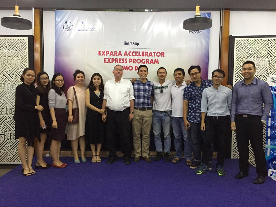 Expara Accelerator Bootcamp 2017